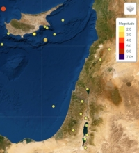 Seismological Division moves to Geological Survey of Israel